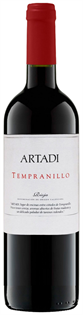 Artadi Tempranillo 2014 750ml